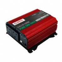 DURITE <BR>12v 600w Pure Sine Wave Inverter <br>ALT/0-856-60